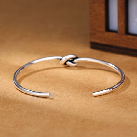 XIYANIKE-925-Sterling-Silver-Vintage-Simple-Knotted-Opening-Bracelets-Bangles-For-Women-Adjustable-Fashion-Wedding-Jewelry-3.jpg